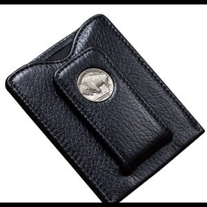 Other - Tokens &Icons leather wallet/moneyclip